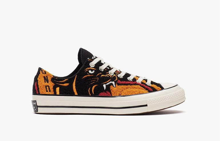 UNDEFEATED x Converse Chuck 70 OX | sneakerb0b RELEASES
