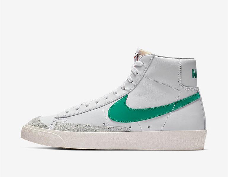 ed5ce2179efa Nike Blazer Mid  77 Vintage – Lucid Green