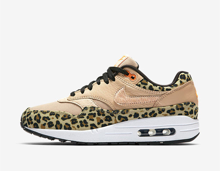 Nike WMNS Air Max 1 Premium Animal – Leopard | sneakerb0b ...