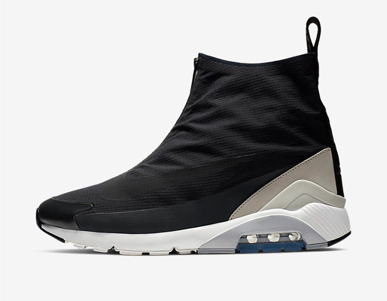 Ambush X Nike Air Max 180 Hi Black Sneakerb0b Releases