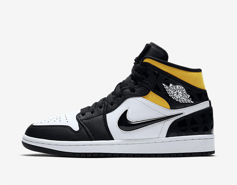 Jordan Air Mid 1 Releases Quai54 Sneakerb0b