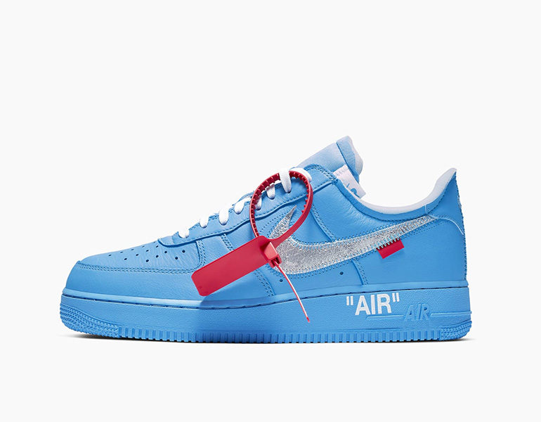 Off White x Nike Air Force 1 Low '07 </p>                 </div>                 <div id=