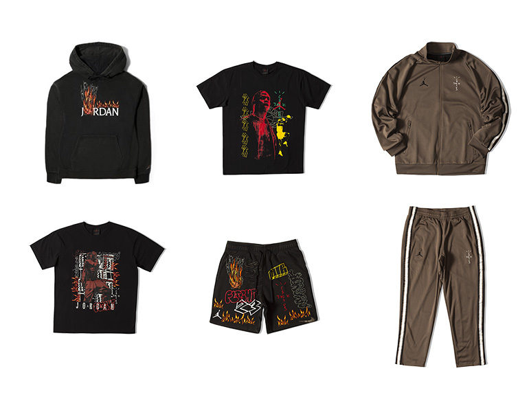 f2cfb696364 Travis Scott x Air Jordan Apparel | sneakerb0b RELEASES