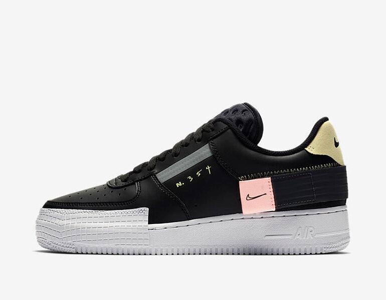 Nike Air Force 1 Type N.354 – Black