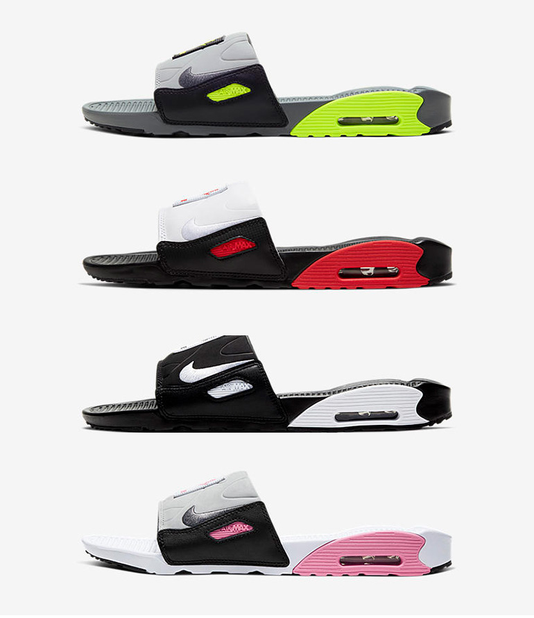 Nike Air Max 90 Slides | sneakerb0b RELEASES