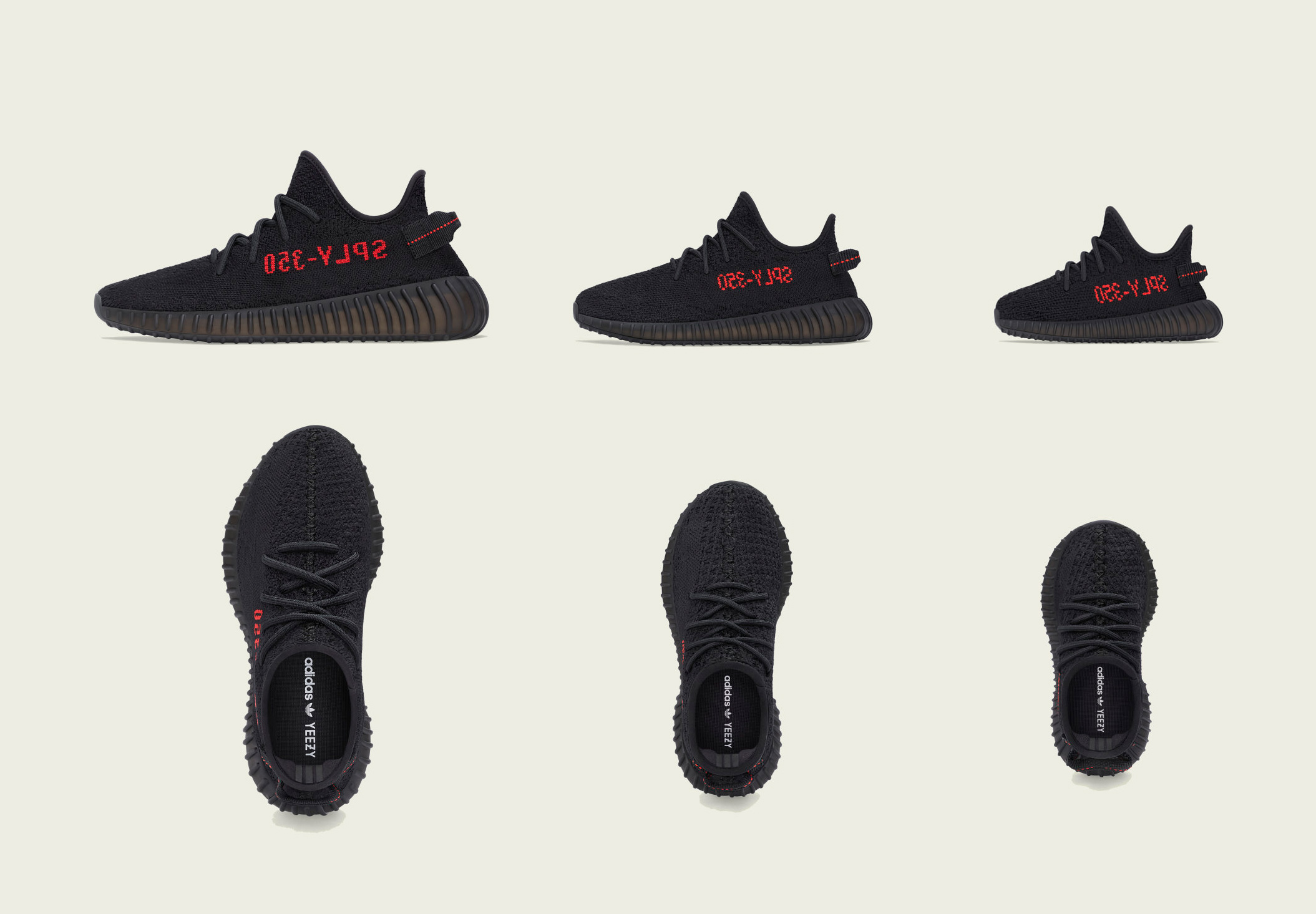 Adidas Yeezy Boost 350 V2 Black Red 2020 Sneakerb0b Releases