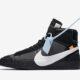 Off-White x Nike Blazer Mid - Grim Reaper