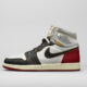 UNION x Air Jordan 1 - Black Toe