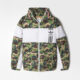 BAPE x adidas ID96 Down Jacket