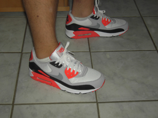 Nike Air Max Infrared 90