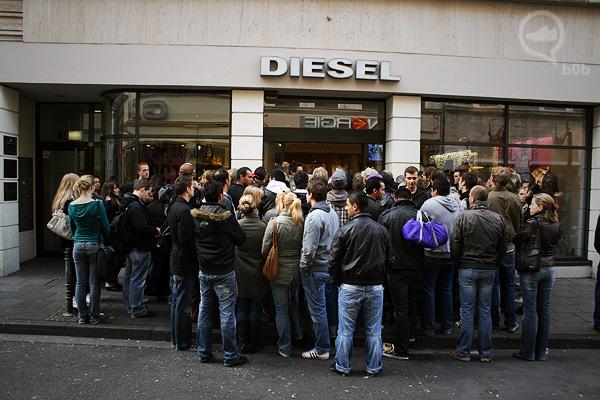 Diesel Dirty Thirty XXX Köln
