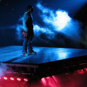 Kanye in Oberhausen war der OBERHAMMER!!!!