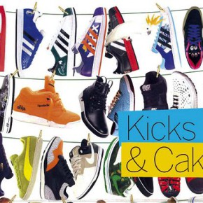 Kicks & Cake - Wanna sell some shoes?