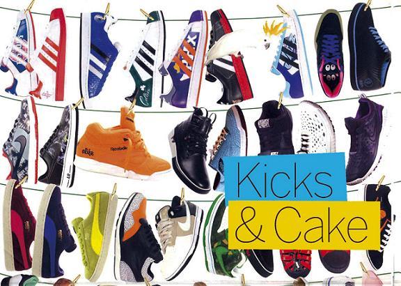 kicks & cake