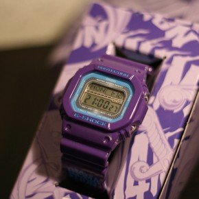 IN4MATION x G-SHOCK Purple Rain GLS-5600X