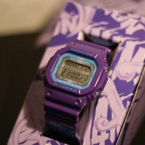 IN4MATION x G-SHOCK Purple Rain GLS-5600X