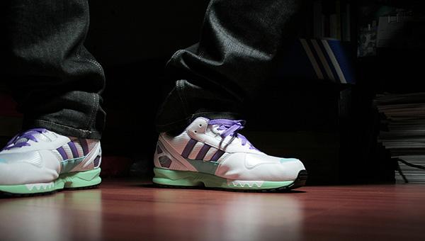 wear adidas zx