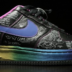 Nike Air Force 1 x Busy P...