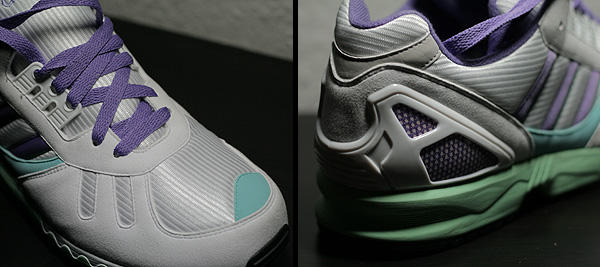 green purple zx 7000