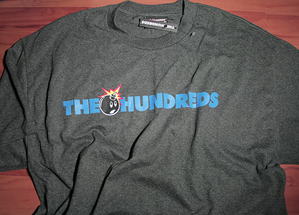the hundreds shirt
