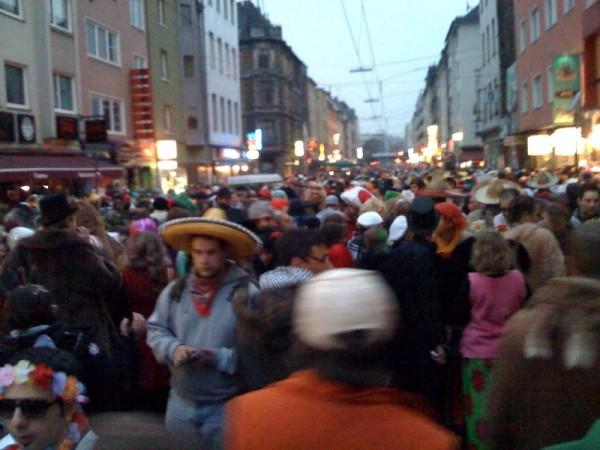 Karneval Zülpicher Köln