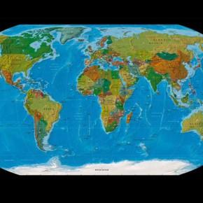 Die Welt gehört mir...