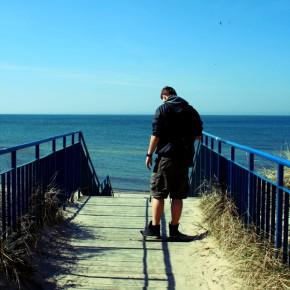 Ein Tag am Meer...