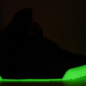 Air Yeezy bei The Good Will Out...