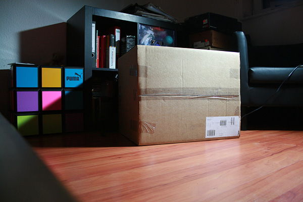 großes Paket