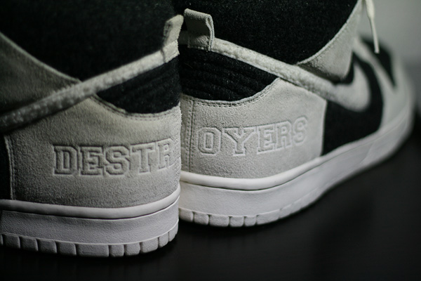 Nike Dunk Destroyers Home Edition