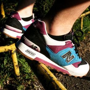 Zur Einstimmung ein Bild mit Schuhen...