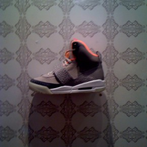 Air Yeezy im Niketown Berlin...