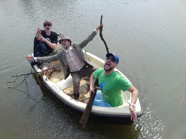 maiwanderung mit boot