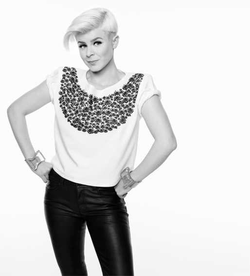 robyn for h&m