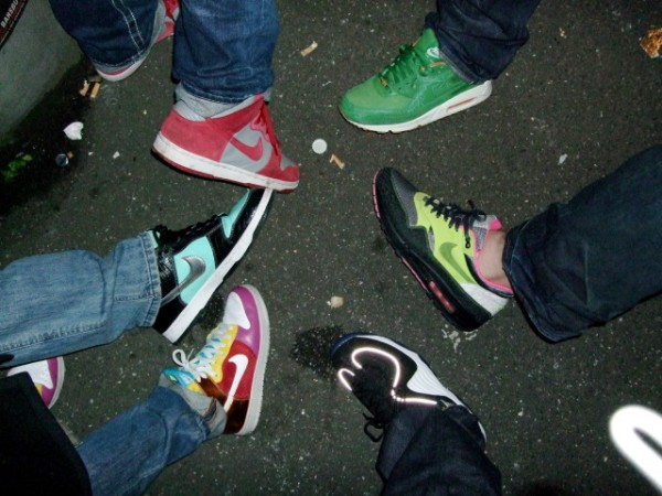 sneakology sneaker circle
