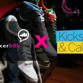 sneakerb0b kicks & Cake
