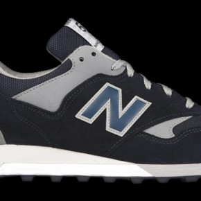 new balance 577 blue grey