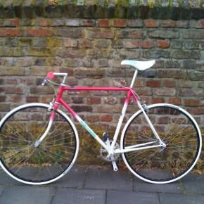 Mein Bike wurde geklaut...