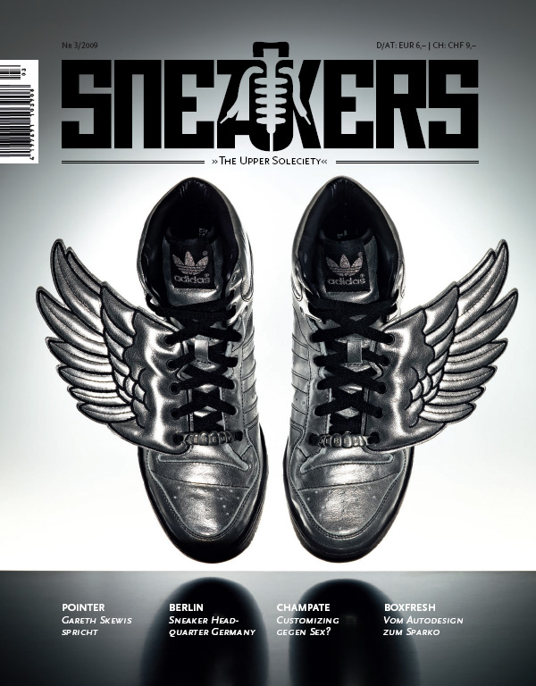 sneakers magazin nr.3