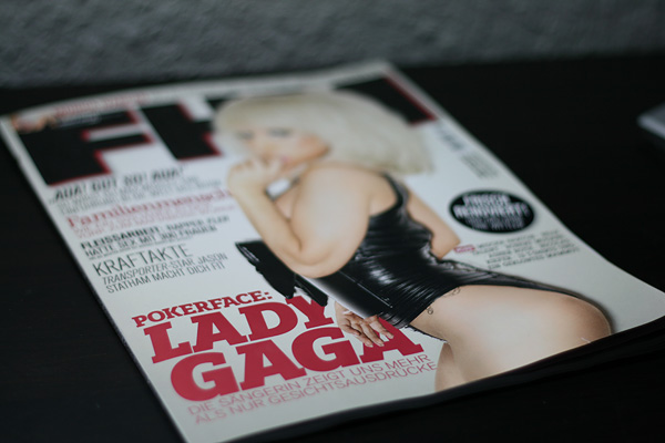 fhm lady gaga