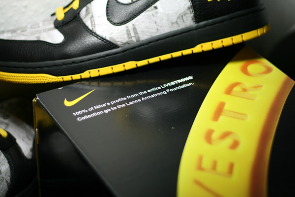 nike livestrong foundation