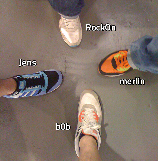 sneaker circle rockon