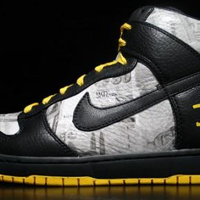 Nike FLOM Dunk - Livestrong x Futura x Nike...