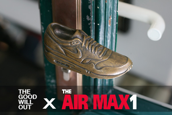 the good will out air max 1