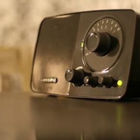 radio killed my kitchen...