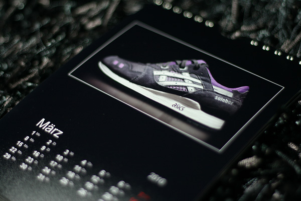fotokalender asics solebox