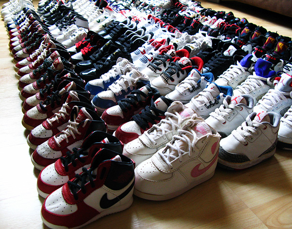 NIKEAIRS BLOG: Baby Air Jordan + Nike Collection