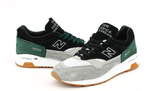 new balance 1500 finals green