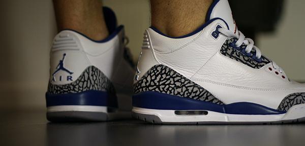wear Jordans