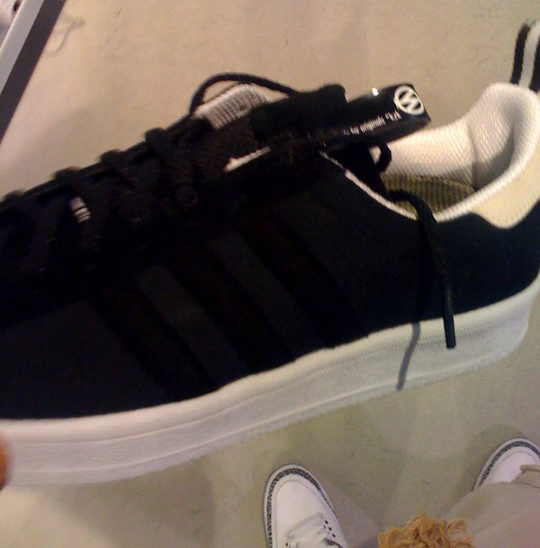 adidas neighborhood campus sample